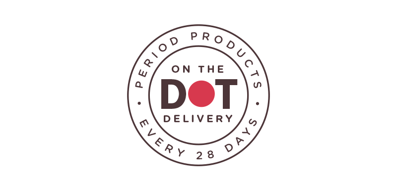 on the dot delivery logo